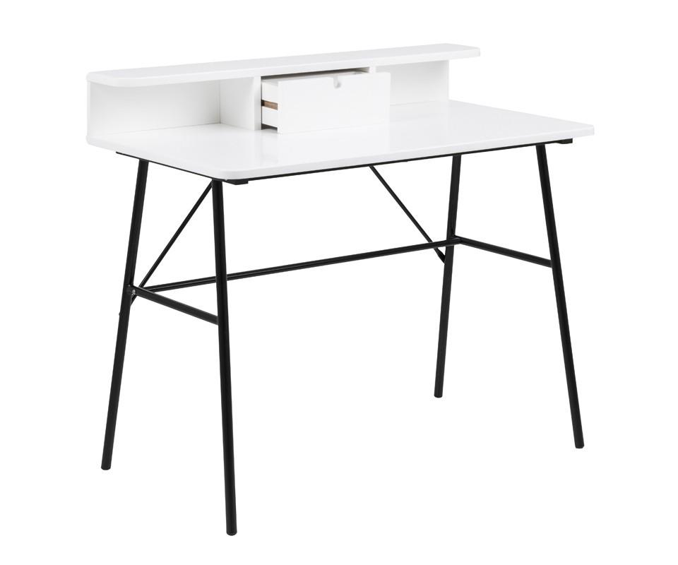 Comprar mesa estudio pascal - Mesa de estudio blanca ...