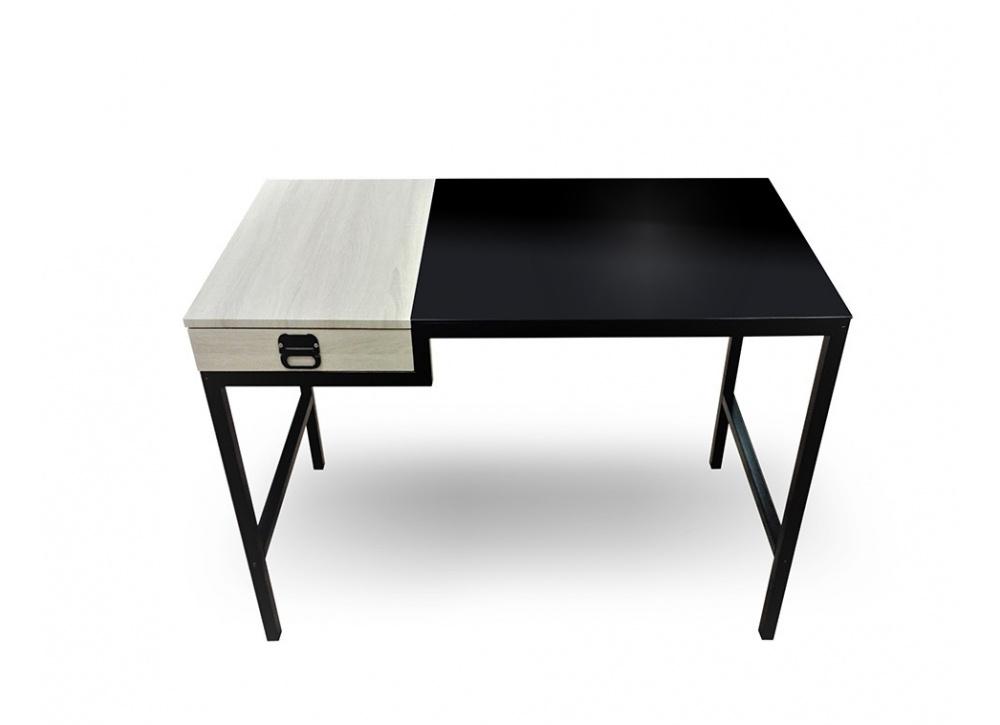 Comprar mesa de estudio greta - Mesas estudio cristal ...