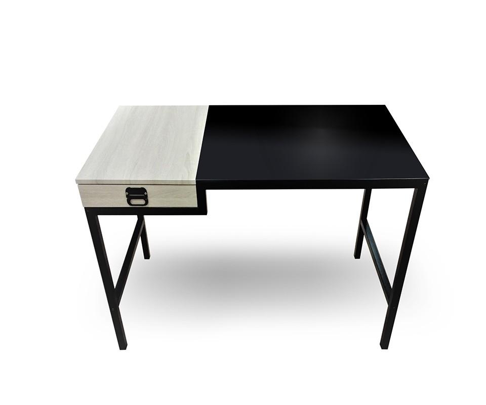 Comprar mesa de estudio greta for Mesa cristal tuco