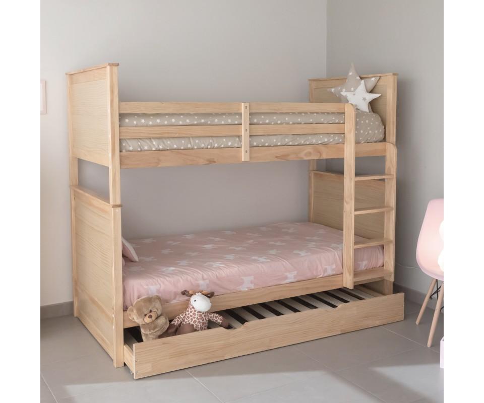 Comprar litera orly - Literas de 3 camas ...