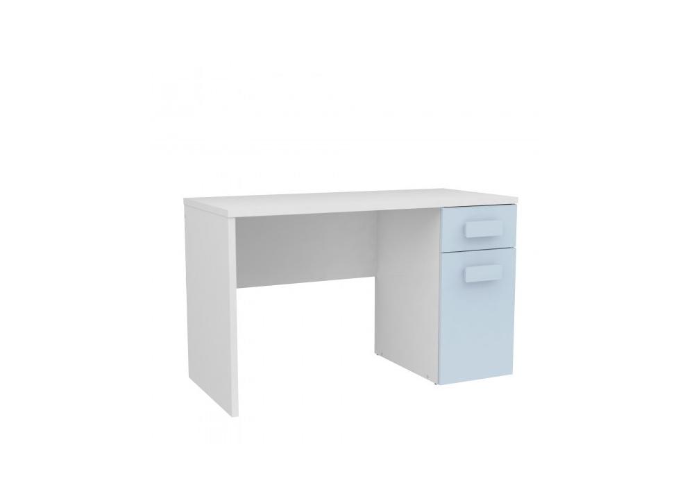 Comprar mesa de estudio candy blanco - Mesa de estudio blanca ...