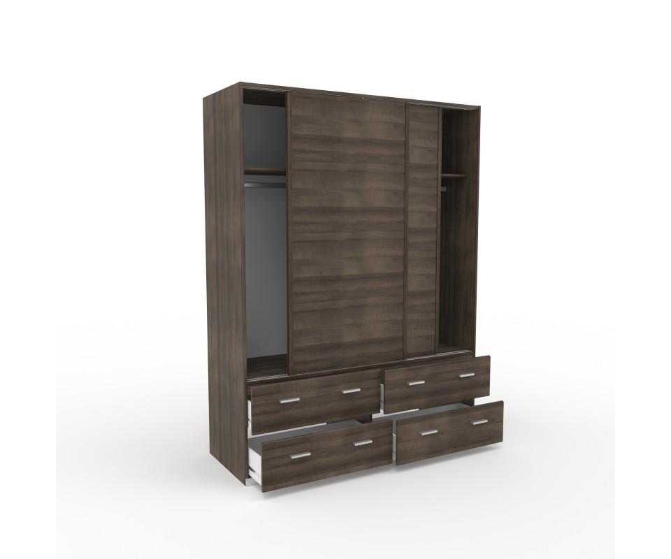 Comprar armario puertas correderas alax precio armarios for Armario puertas correderas 1 metro