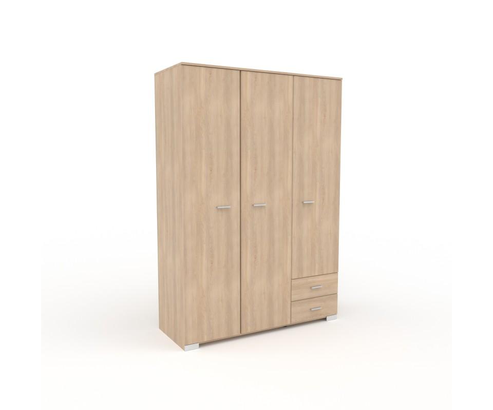 Comprar armario tres puertas alax precio armarios - Armarios tres puertas ...
