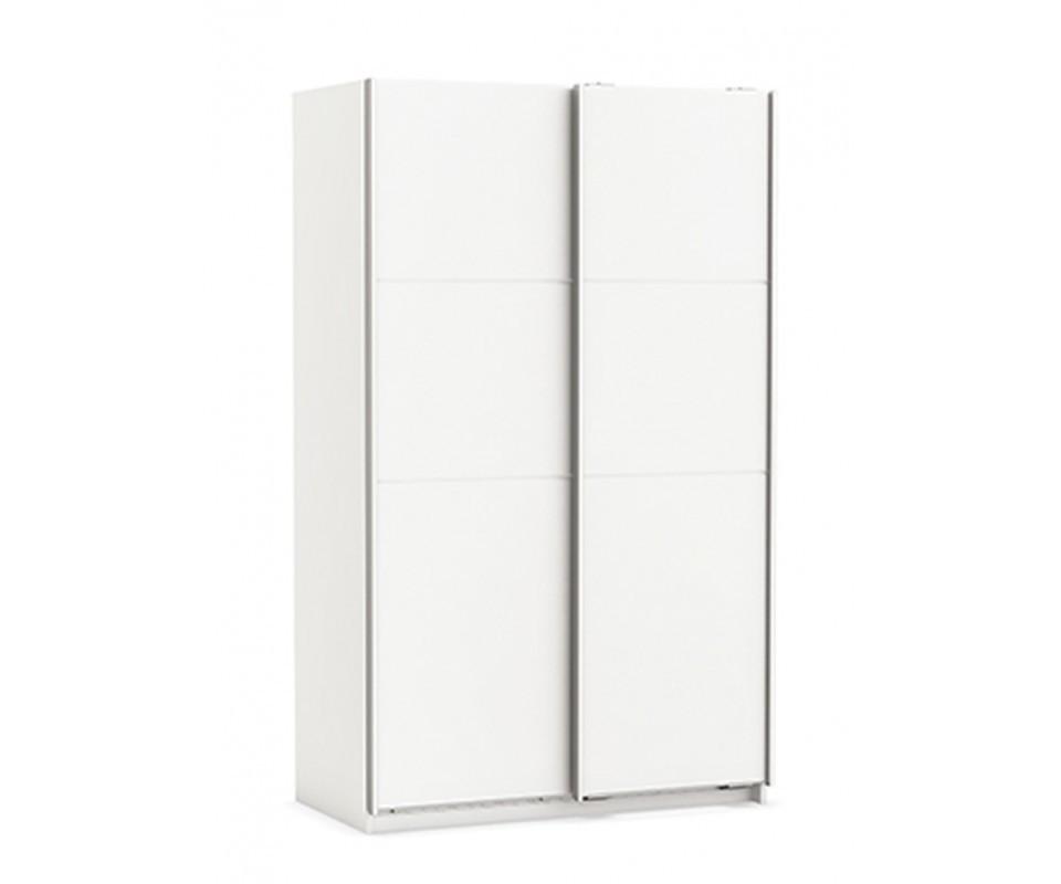 Comprar armario puertas correderas blanco strike - Armario blanco puertas correderas ...