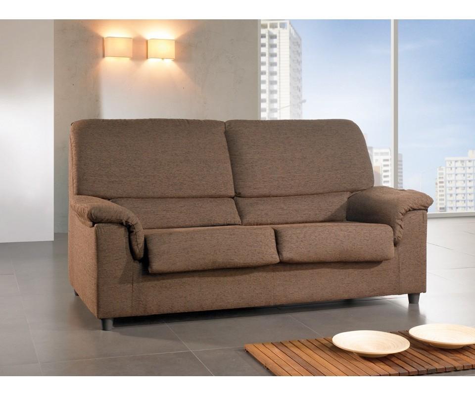 Comprar sof de dos plazas marr n seatle precio sof s 3 y for Sofas de dos plazas