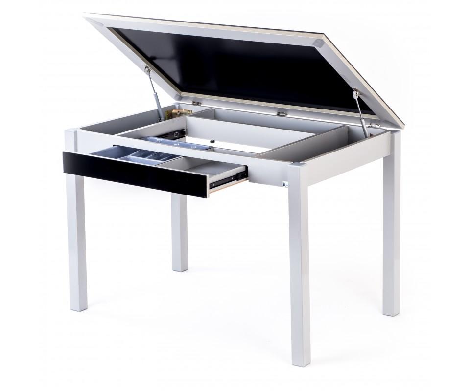 Comprar mesa de cocina con caj n mesas de cocina baratas for Mesas de cocina extensibles con cajon