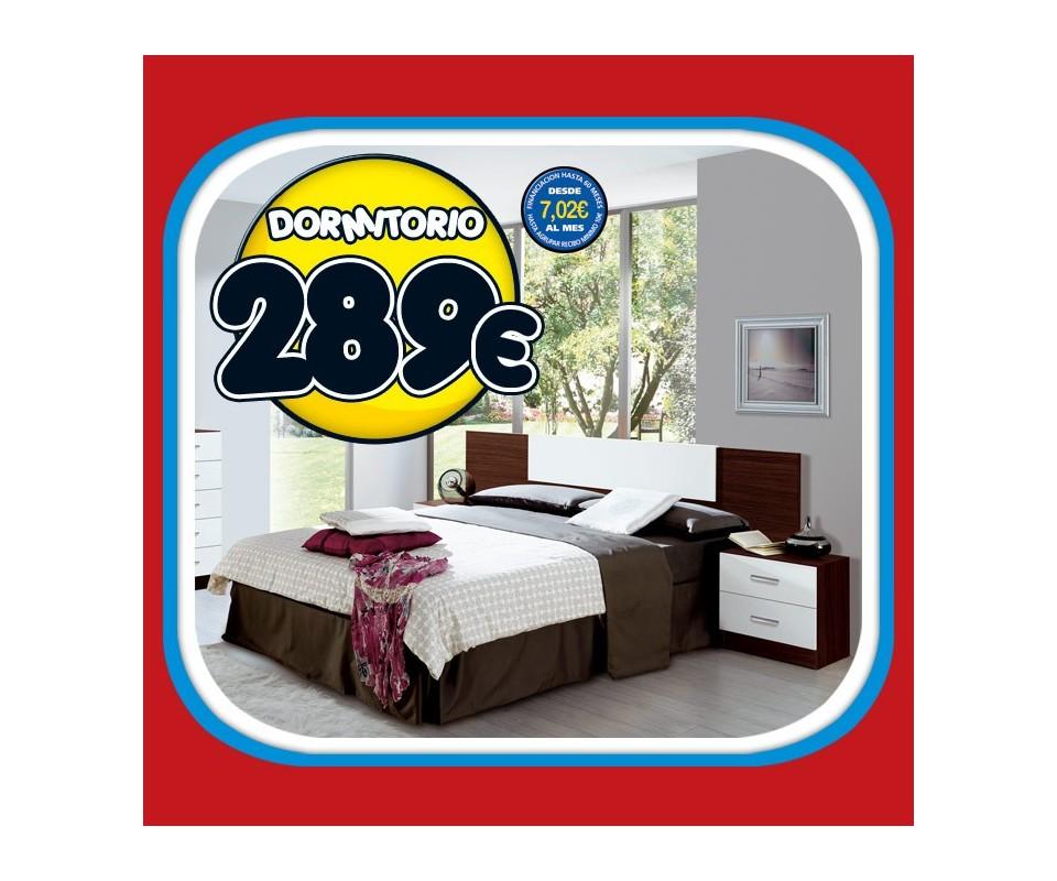 Comprar dormitorio matrimonio wengu precio dormitorios - Tuco dormitorios ...