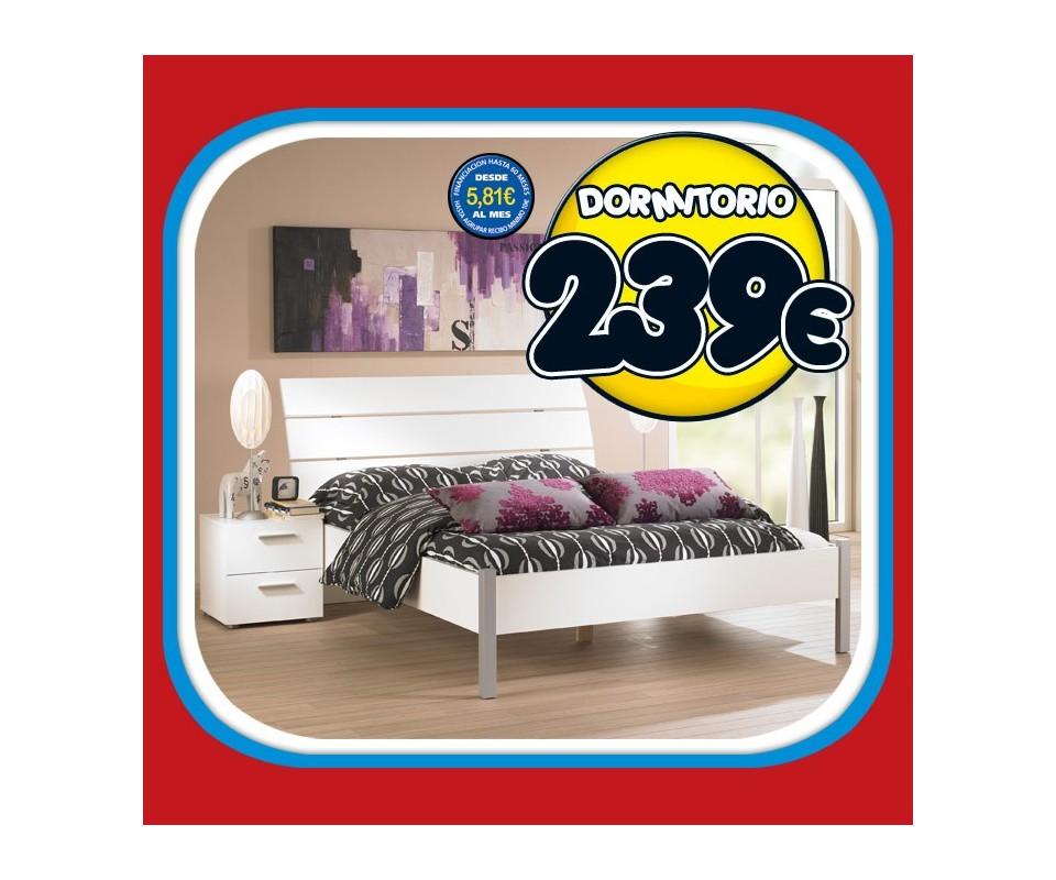 Comprar dormitorio matrimonio blanco precio dormitorios - Dormitorio matrimonio blanco ...