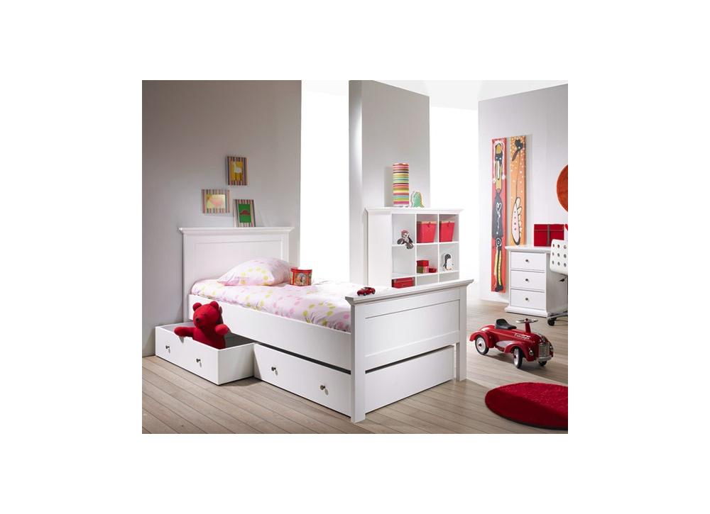 Comprar cama nido cajones oferta precio juveniles - Cama nido cajones ...