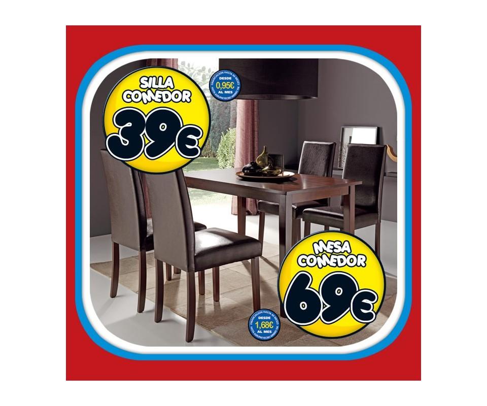 Comprar mesa comedor precio mesas y sillas for Comprar mesa y sillas comedor