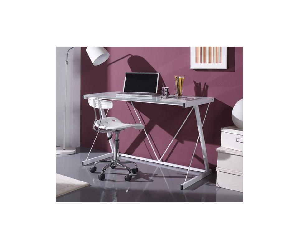 Comprar mesa estudio oferta precio muebles auxiliares for Mesa cristal tuco
