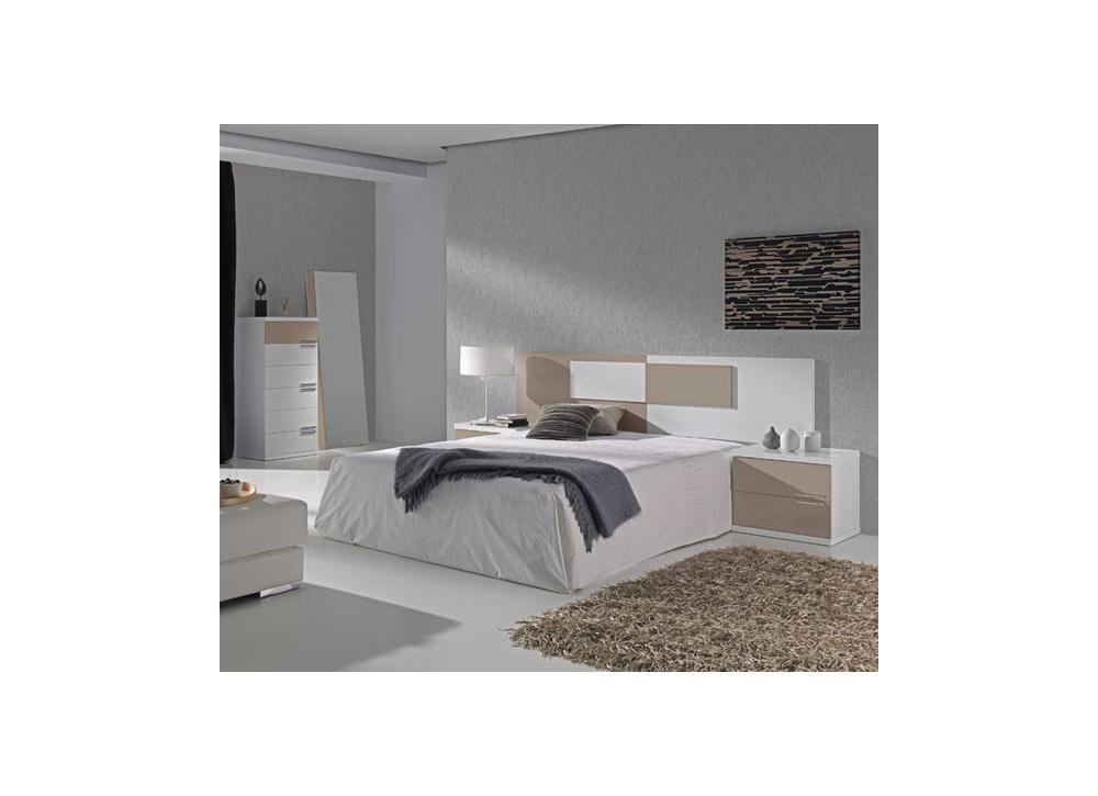 Comprar dormitorio matrimonio moderno precio dormitorios - Tuco dormitorios ...
