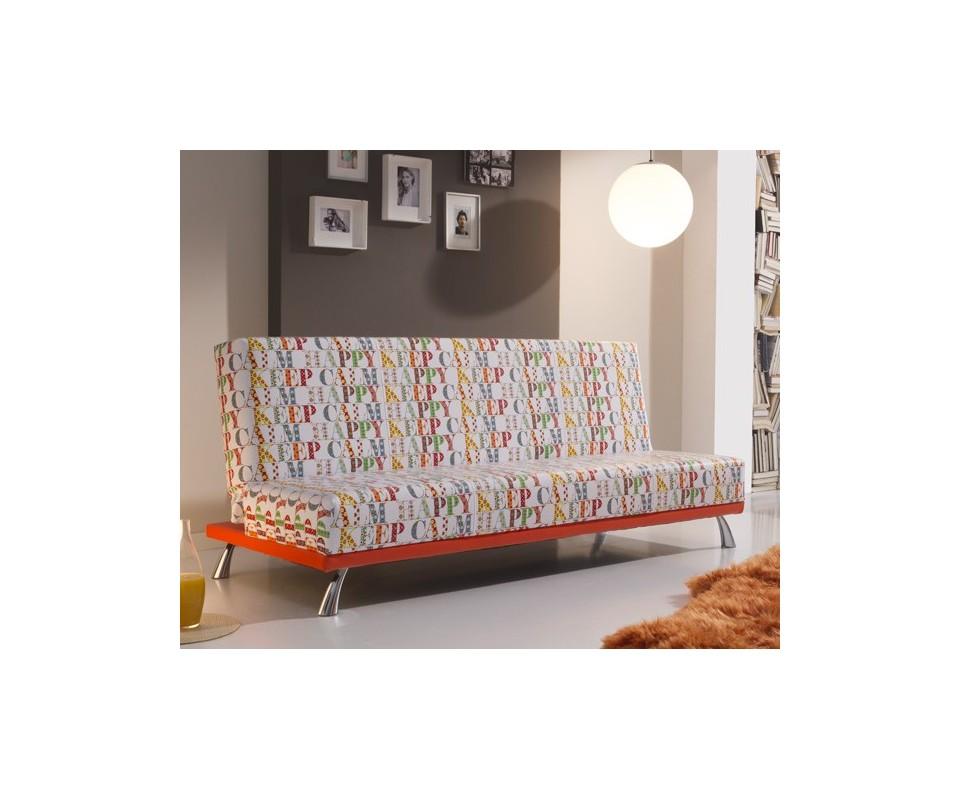 Comprar sof cama clic clac smile precio sof s y for Sofa cama clic clac