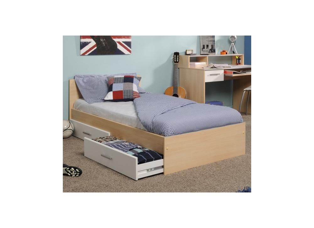 Comprar cama con cajones precio juveniles for Cama con cajones precio
